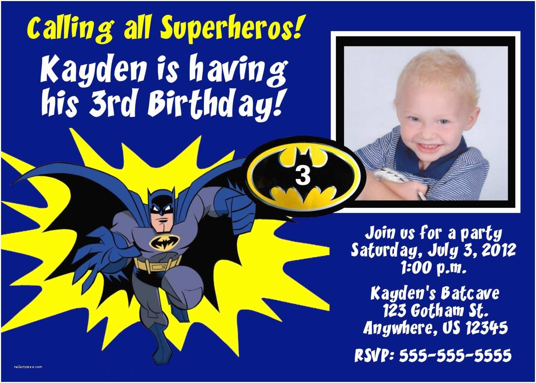Batman Party Invitations Batman Birthday Invitations Templates Ideas Batman and