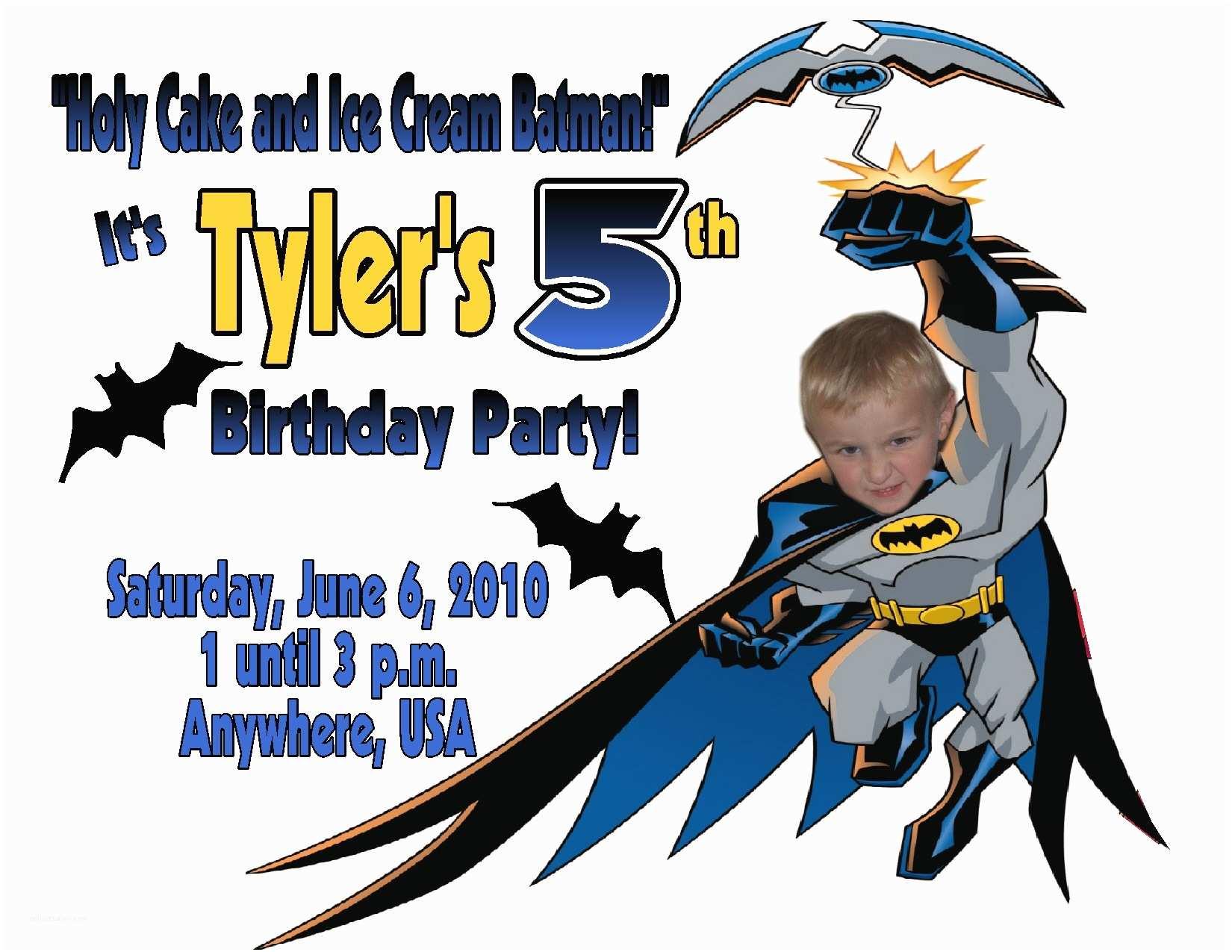 Batman Party Invitations Holy Birthday Batman Quotes Quotesgram