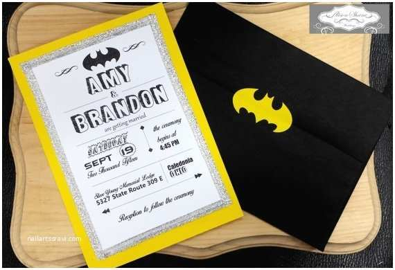 Batman Wedding Invitations Batman Wedding Invitation Templates Templates Resume