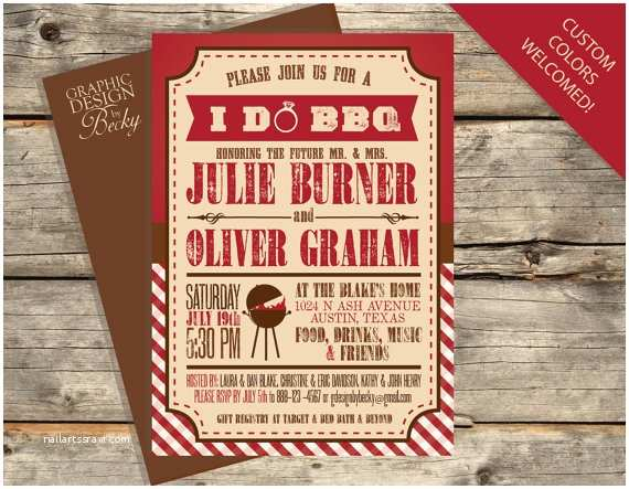 Bbq Wedding Invitations Wedding Planning Archives sincerely Mindy