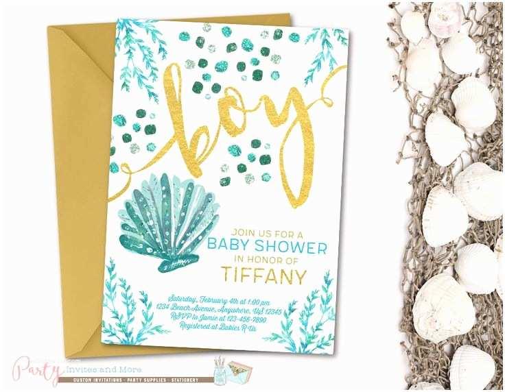 Beach Baby Shower Invitations Best 25 Beach Baby Showers Ideas On Pinterest