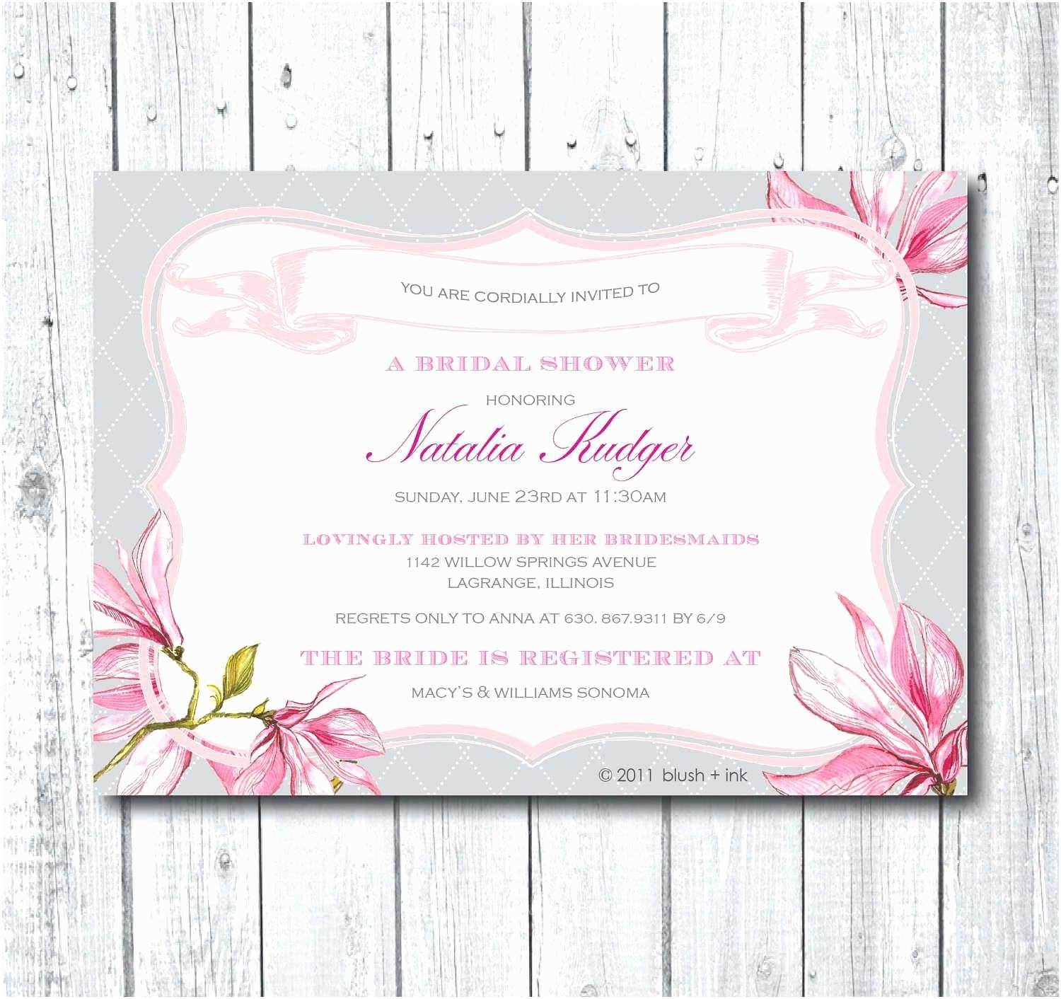 Beach theme Bridal Shower Invitations Beach theme Bridal Shower Invitations Beach themed