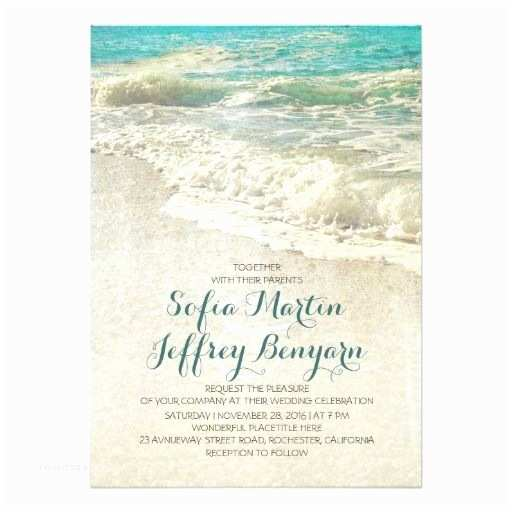 Beach themed Wedding Invitations Best 25 Beach Wedding Invitations Ideas On Pinterest