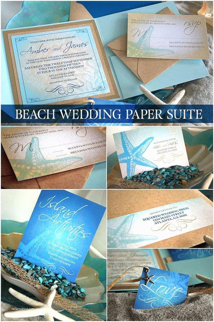 Beach Wedding Invitation Sample Beach Wedding Invitation Sample Destination Wedding