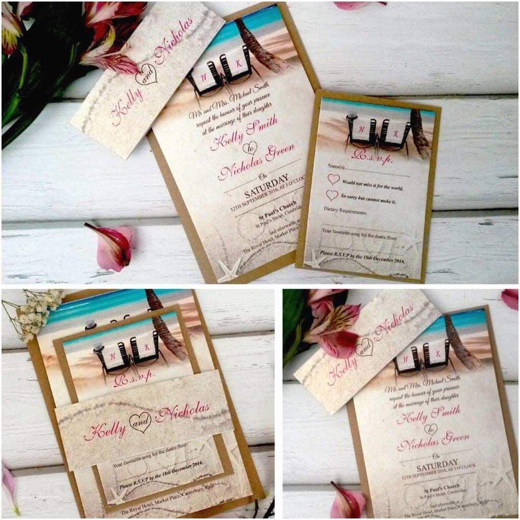 Beach Wedding Invitation Sample Beach Wedding Invitation Wording Beach Wedding