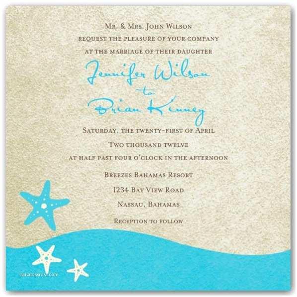 Beach Wedding Invitation Templates Wedding Invitation Templates Beach Wedding Invitation
