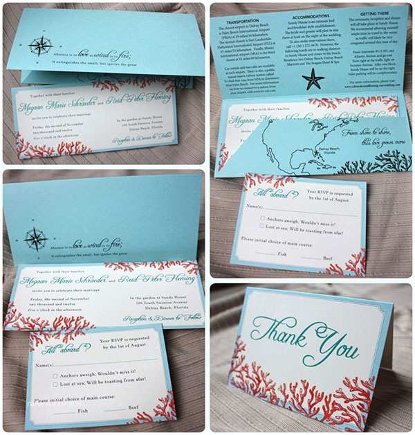 Beach Wedding Invitations Beach Wedding Invivations S