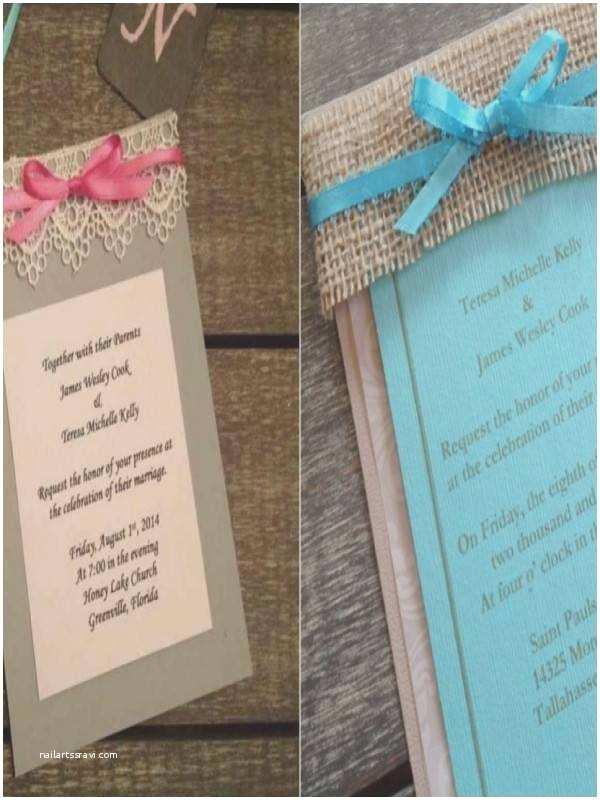 Beach Wedding Invitations Kits Diy Beach Wedding Invitations