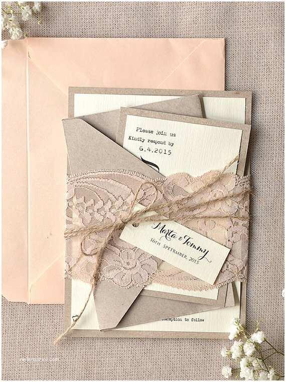 Beach Wedding Invitations Kits Jaw Dropping Rustic Wedding Invitation Kits