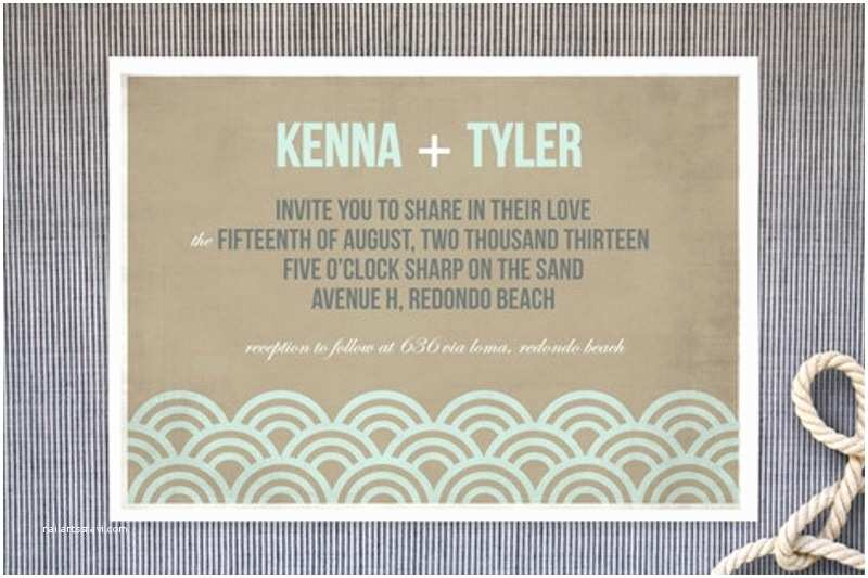 Beach Wedding Invitations Online Beach Wedding Invitations Templates
