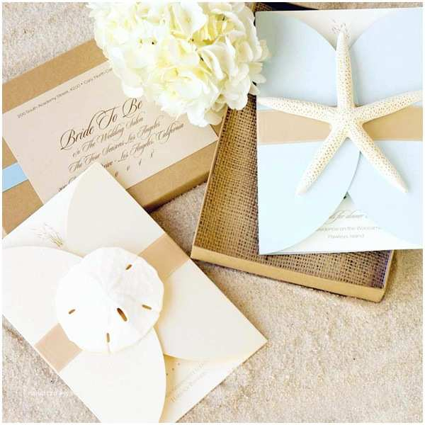 Beach Wedding Invitations Seal and Send Beach Wedding Invitations to Set the tone