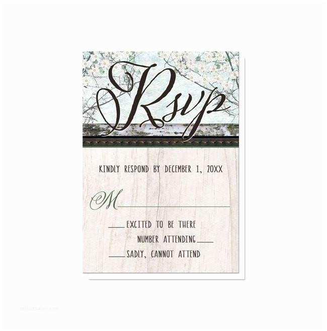 Bear Wedding Invitations Wedding Invitations Rustic Bear Spring or Summer Floral