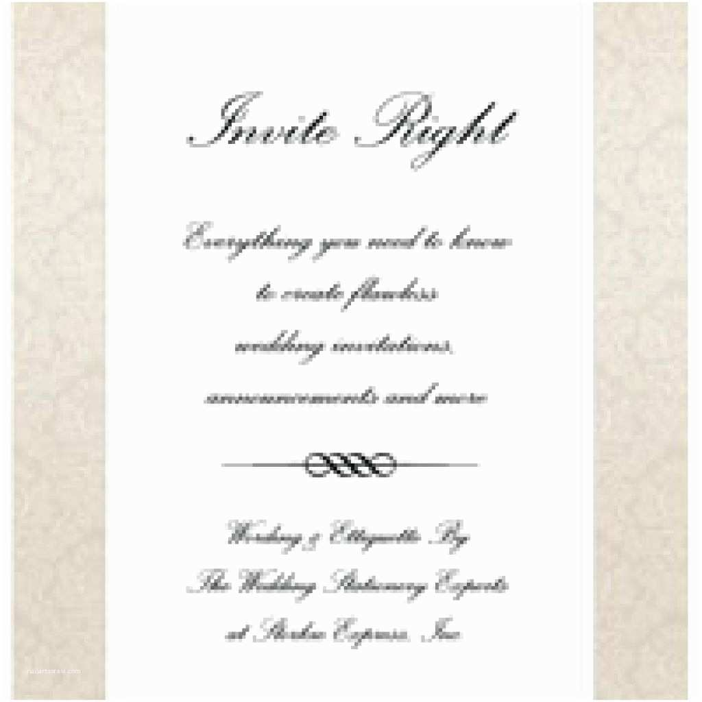 Beautiful Wedding Invitation Wording Beautiful Wedding Invitation Wording for Friends 4 Picture