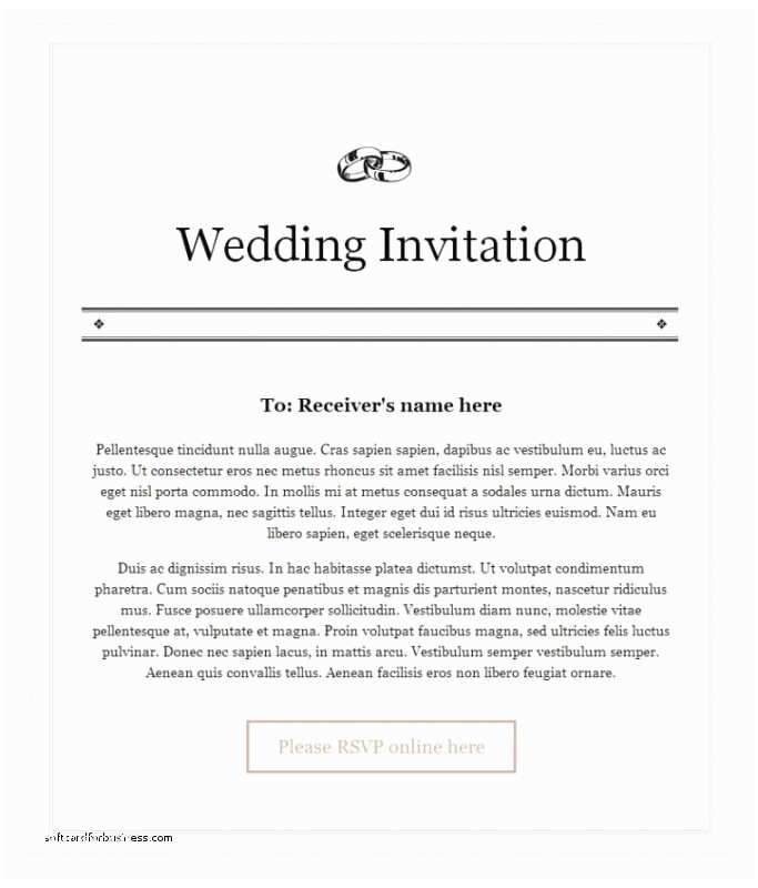 Beautiful Wedding Invitation Wording Wedding Invitation Wording Via Email Beautiful Wedding