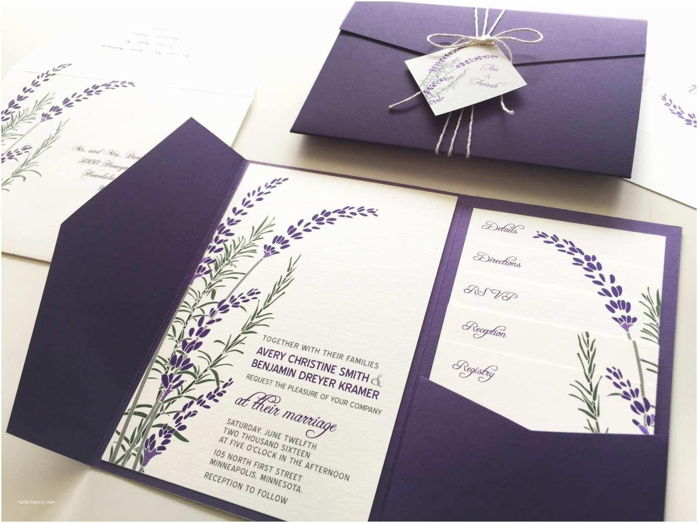 Beautiful Wedding Invitations Lavender Wedding Invitations Lavender Wedding Invitations