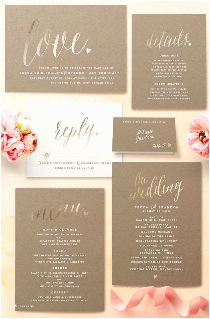 Beautiful Wedding Invitations Pinterest 25 Best Ideas About Romantic Wedding Invitations On