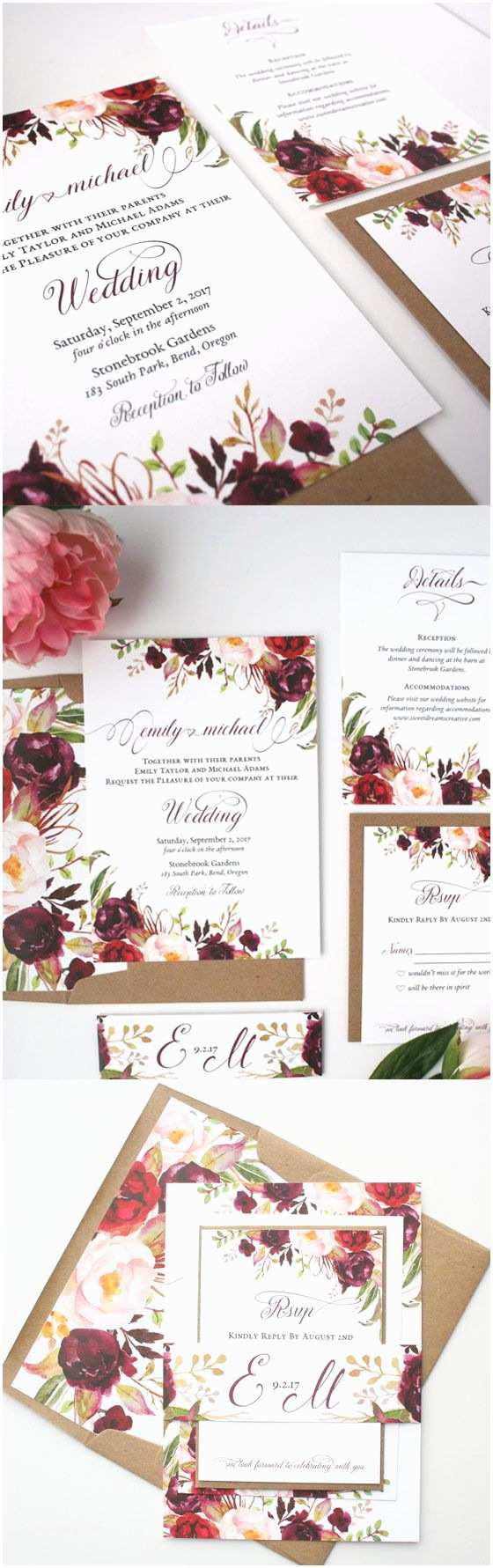 Beautiful Wedding Invitations Pinterest Neat Cool Party Invitations Purple and Black Beautiful