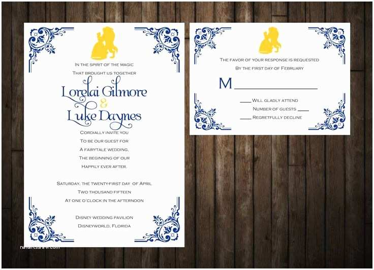 Beauty and the Beast Wedding Invitations 585 Best Beauty & the Beast Wedding Images On Pinterest