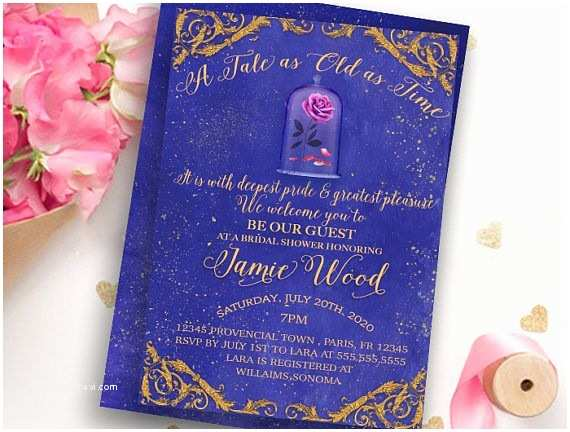 Beauty and the Beast Wedding Shower Invitations 175 Best Hot tomato Ink 2 Invitations Images On Pinterest