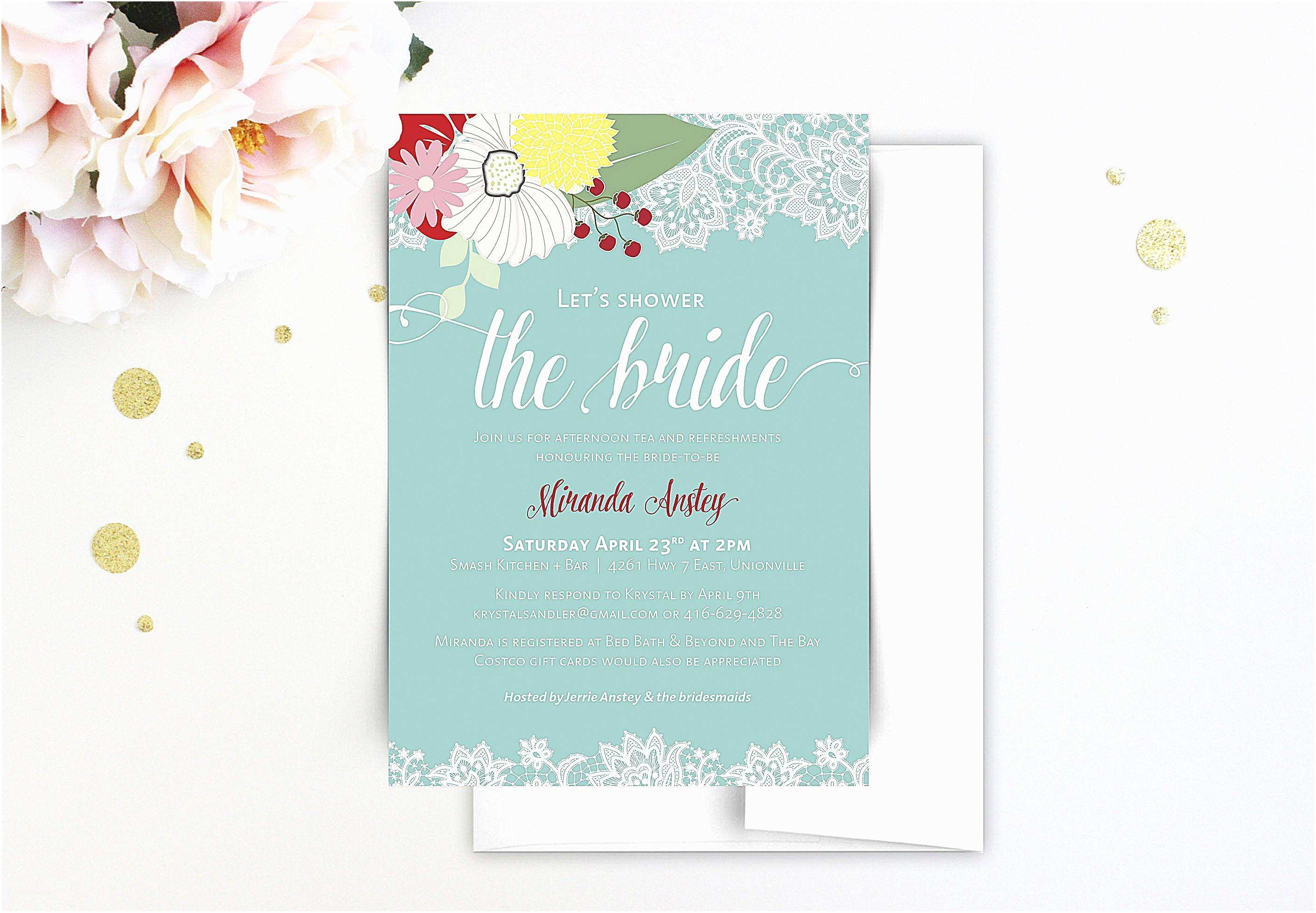 bed bath and beyond invitations imagine