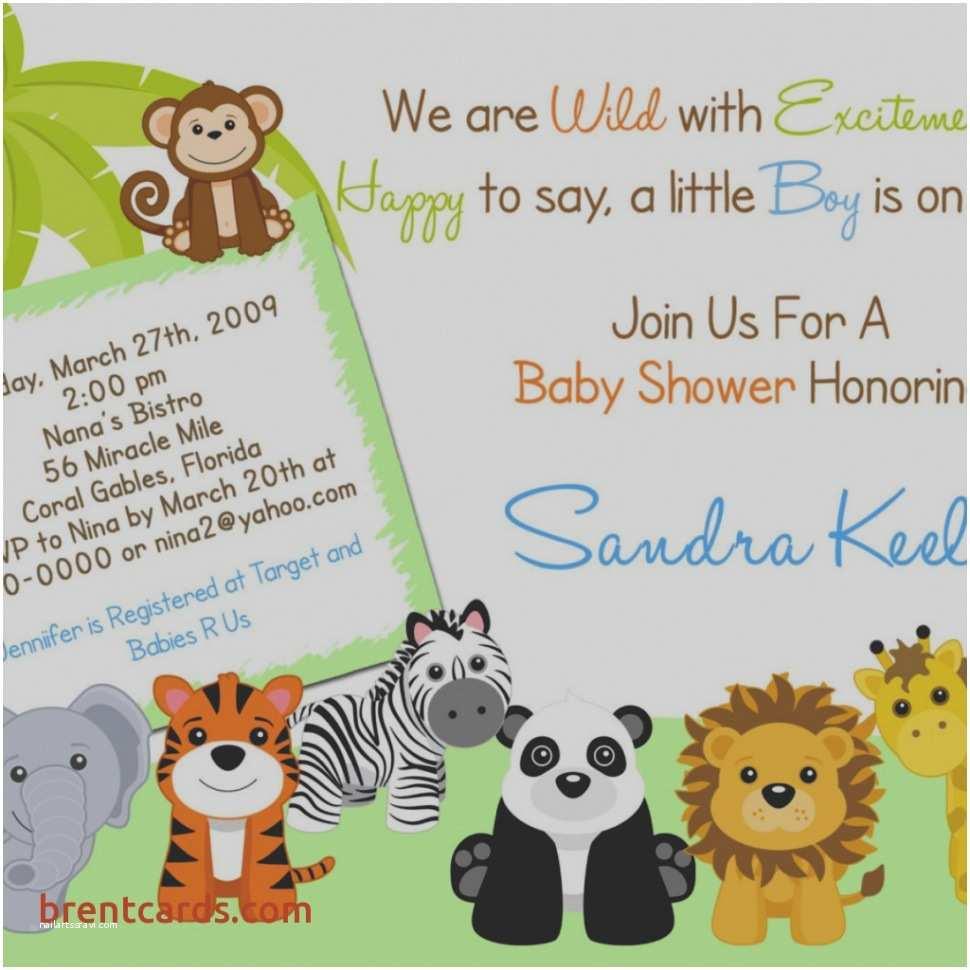 Best Baby Shower Invitations Best Safari Animals Baby Shower Invitations Free Printable