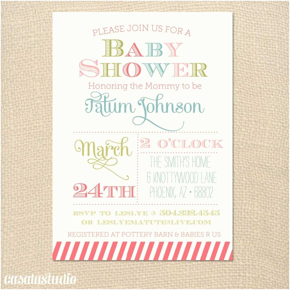 Best Baby Shower Invitations Invitation for Baby Shower Brilliant Baby Shower