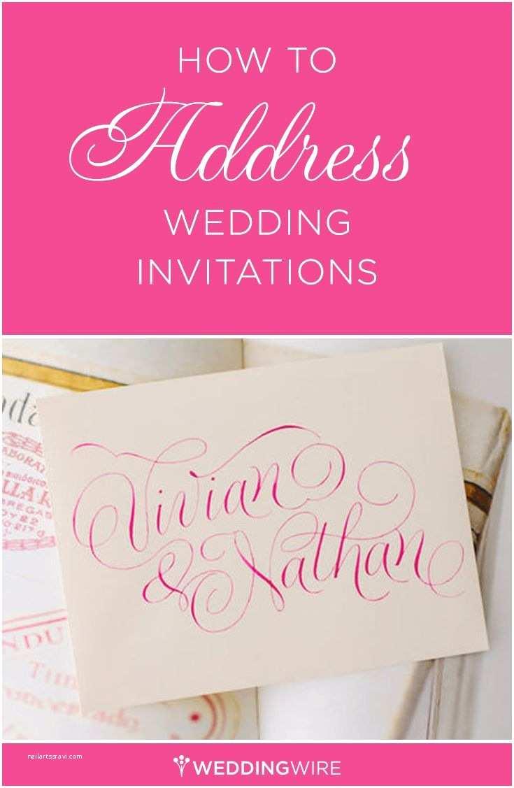 Best Envelopes for Wedding Invitations Best 25 Envelope Addressing Etiquette Ideas On Pinterest