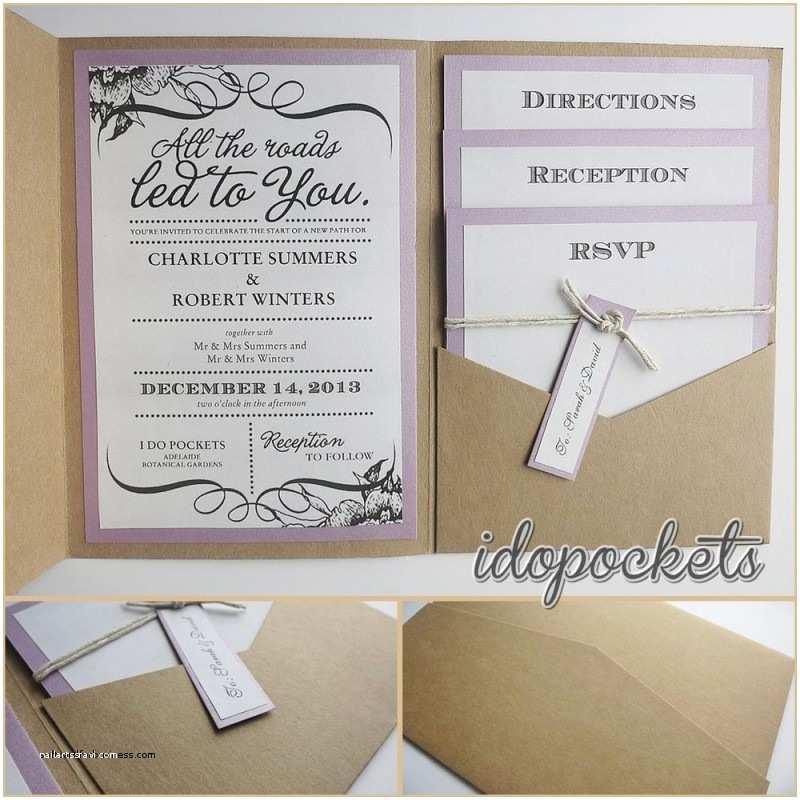 Best Envelopes for Wedding Invitations Wedding Invitation Elegant Wedding Invitation Pocket