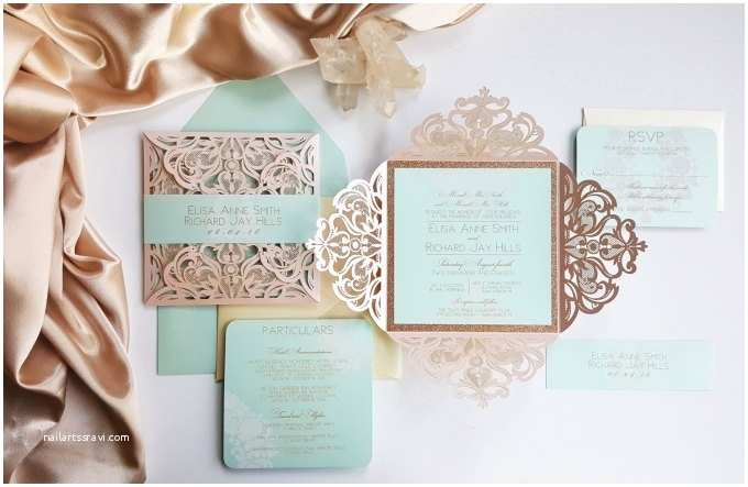 Best Place for Wedding Invitations 50 Best Handmade Wedding Invitations On Etsy Photos