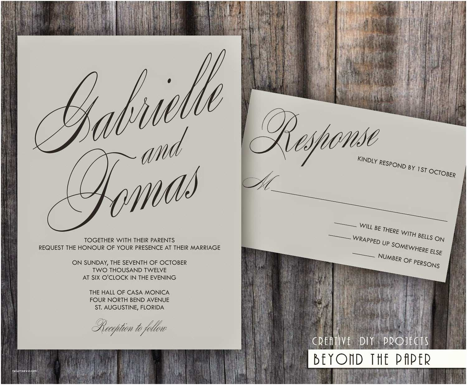 Best Place for Wedding Invitations Cheap Wedding Invitations 50 Of the Best Wedding