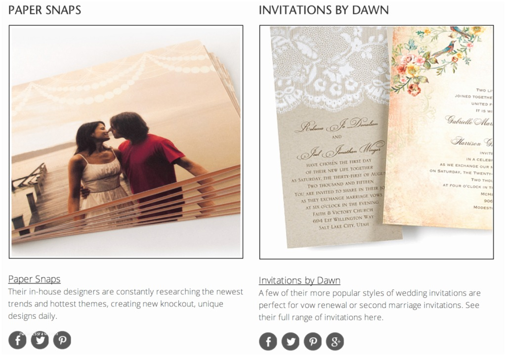 Best Wedding Invitation Sites Team Wedding Blog top 10 Wedding Invitation Websites