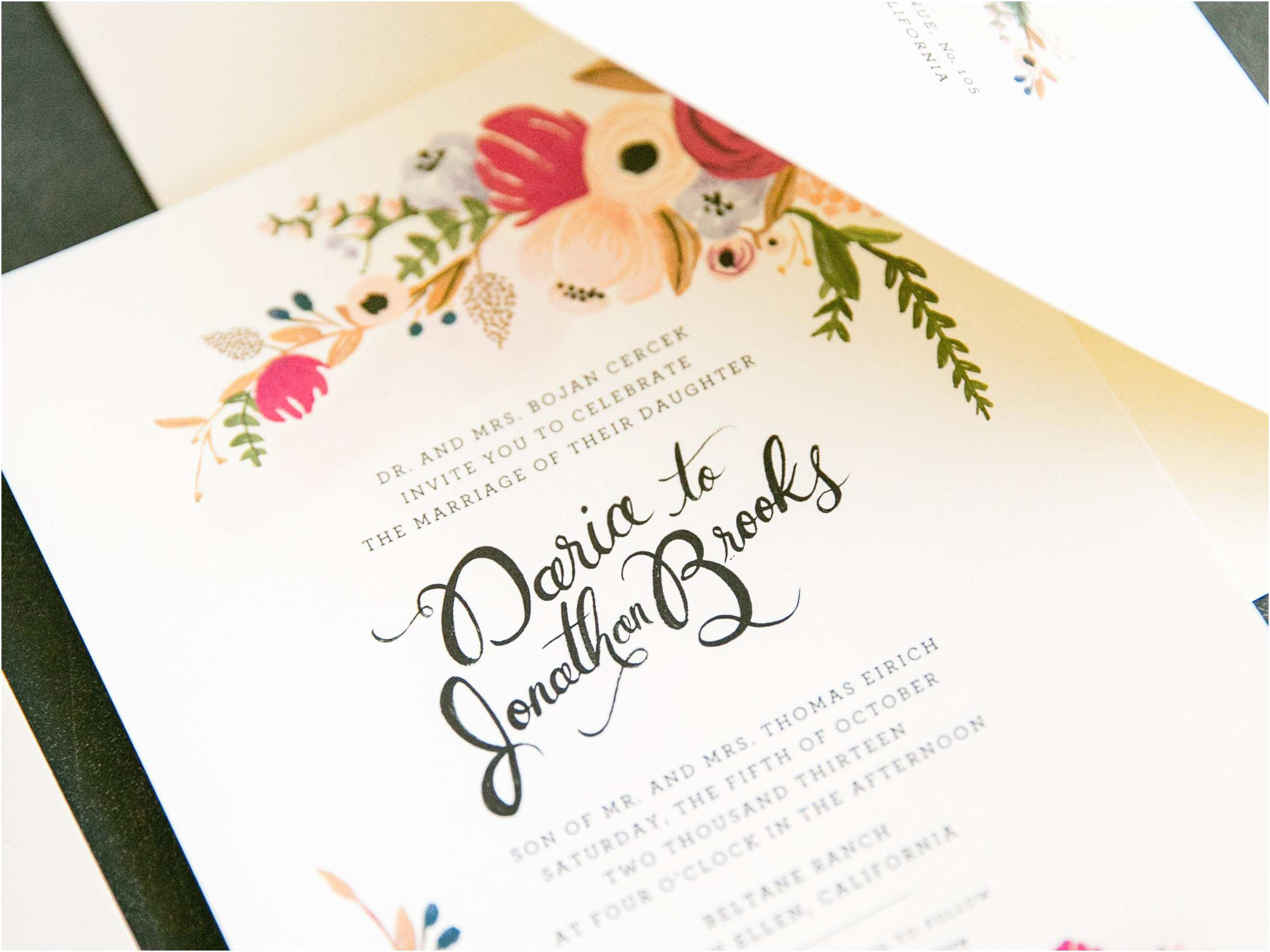 Best Wedding Invitation Sites Wedding Invitation Design Process