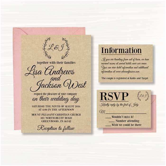best online wedding invitations