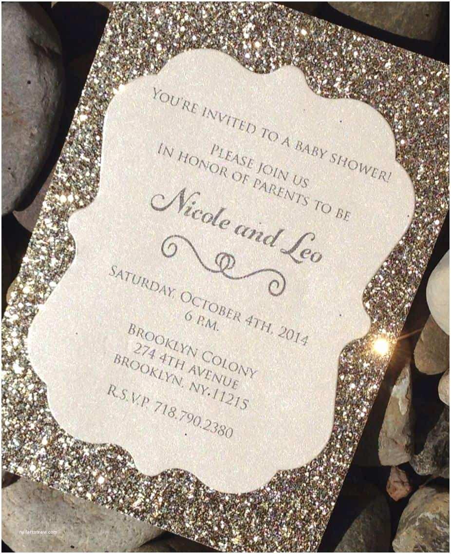 Best Wedding Invitations Glitter Wedding Invitations Best Photos Page 2 Of 5
