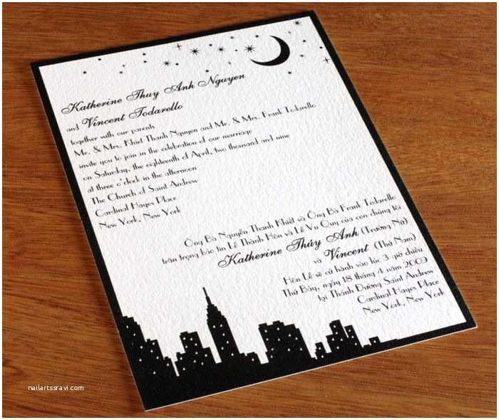 Bilingual Wedding Invitations 99 Best Images About Bilingual Wedding Invitations On