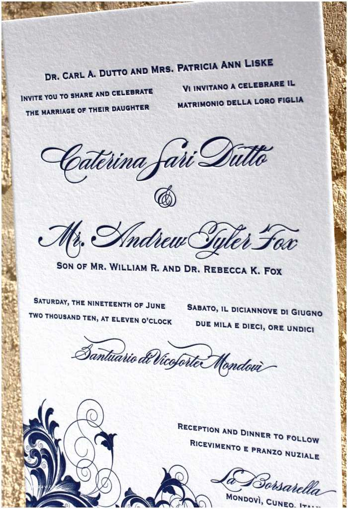 Bilingual Wedding Invitations Bilingual Wedding Invitations Wording Your Wedding