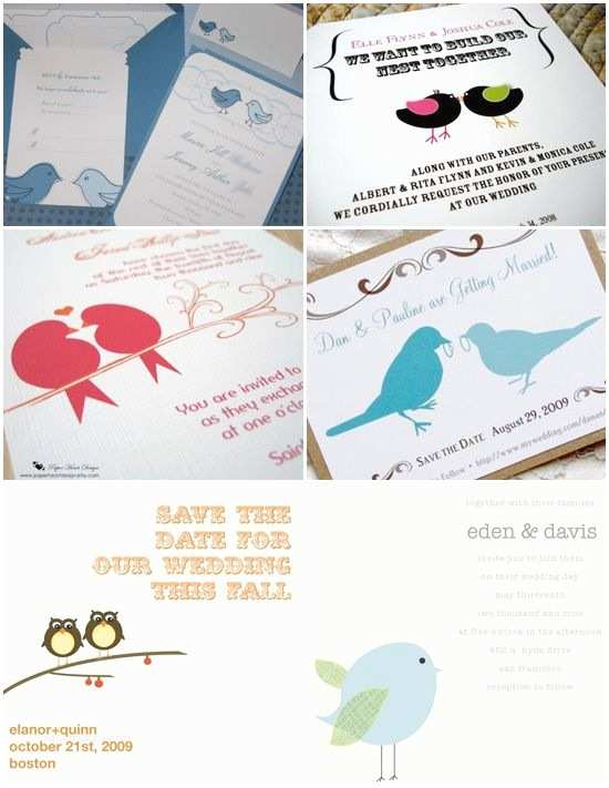 Bird Wedding Invitations 17 Best Images About Spring Wedding Invitations On