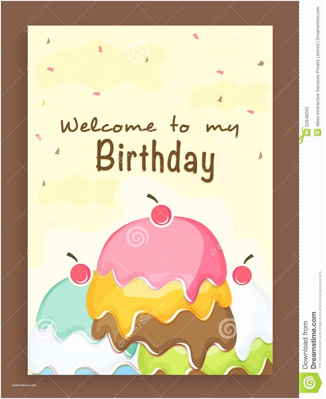 Birthday Invitation Cards Invitation Card Birthday Party Birthday Invitation