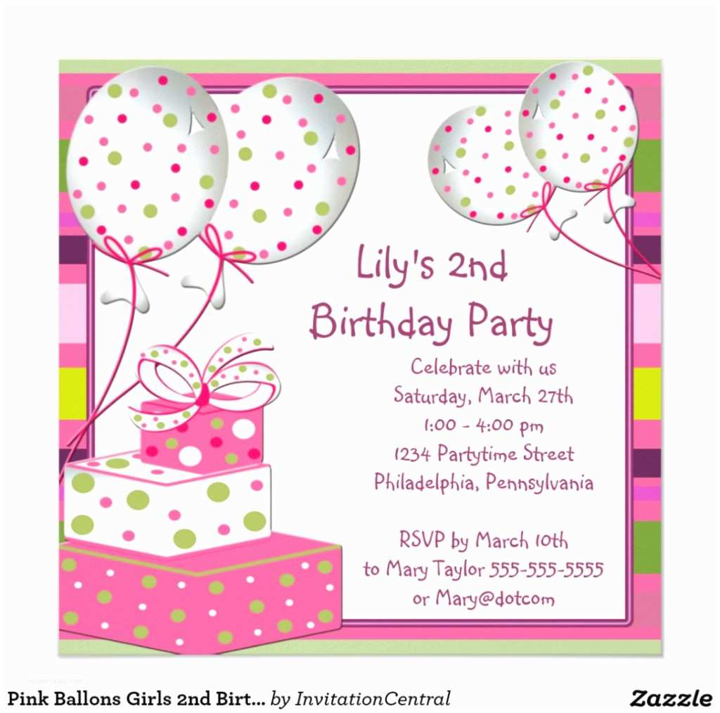 Birthday Invitation Cards Invitation Card for Birthday Choice Image Invitation