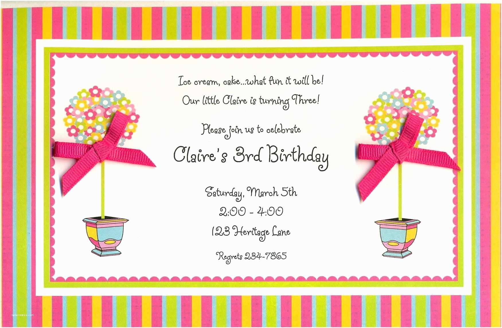 Birthday Invitation Message Dinner Party Wording