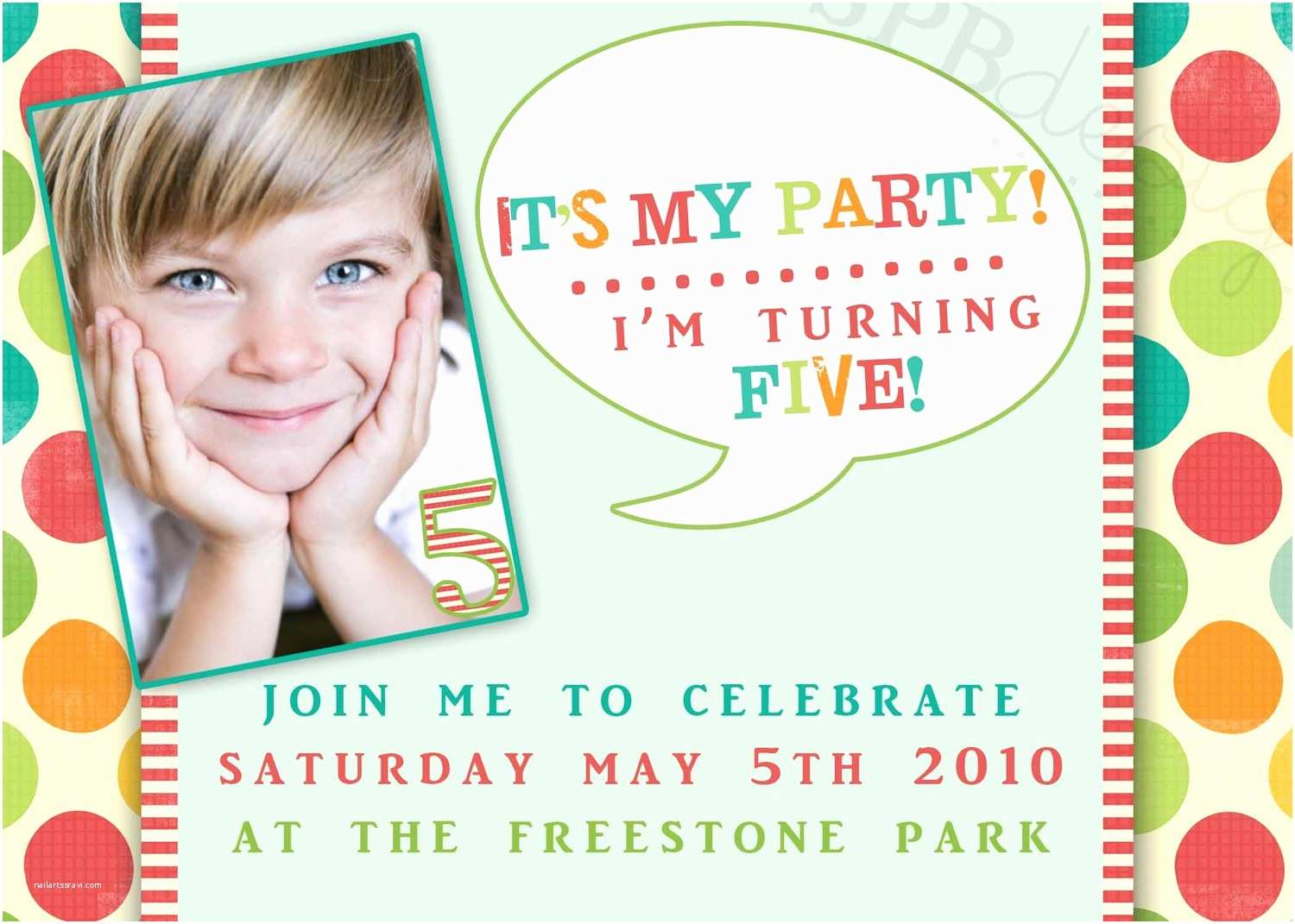 Birthday Invitation Message Party Wording
