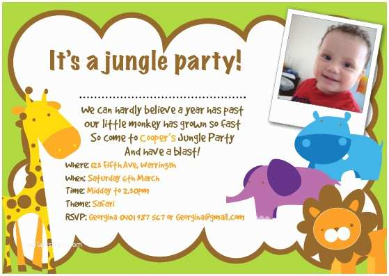 Birthday Invitations For Kids Invitation Wording Say No Gifts