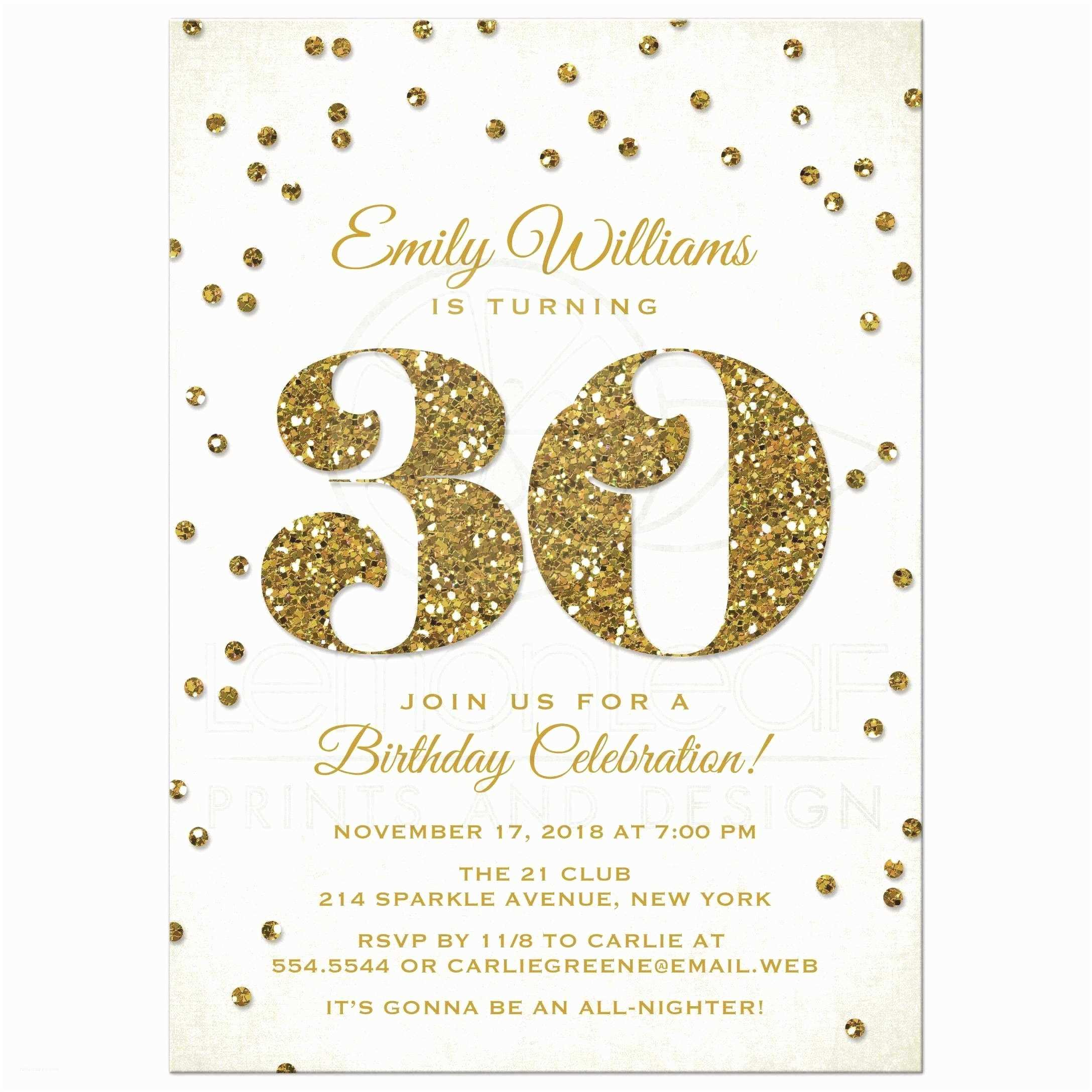 Birthday Invitations Online 30th Templates Free Printable
