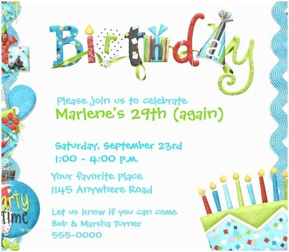 Birthday Invitations Templates Birthday Invitation Templates Word – orderecigsjuicefo
