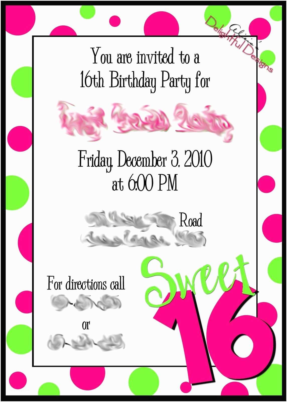Birthday Invitations Templates Birthday Invites Best New Idea Free Birthday Invitation