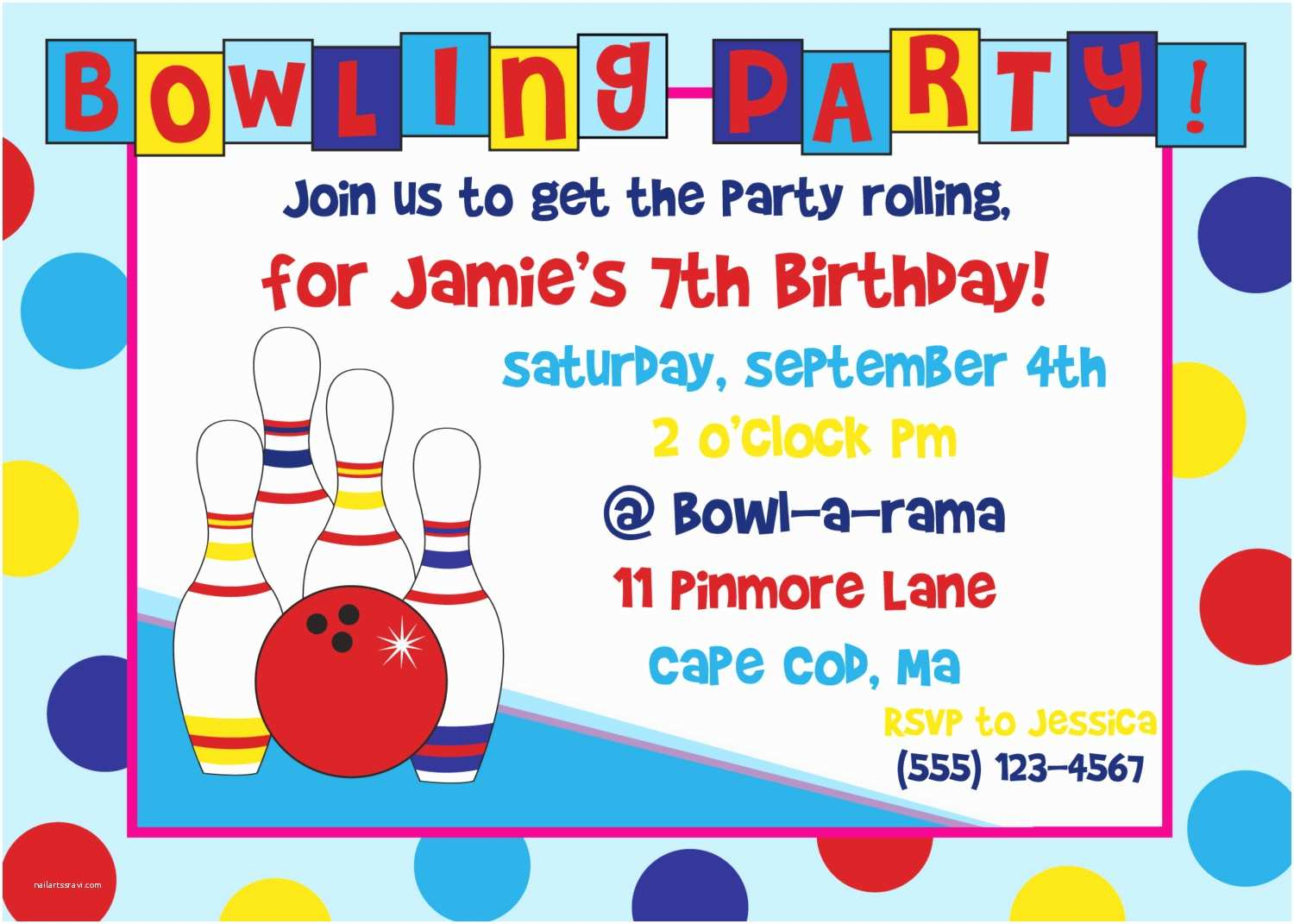 Birthday Invitations Templates Birthday Party Invitations Free Templates – Gangcraft