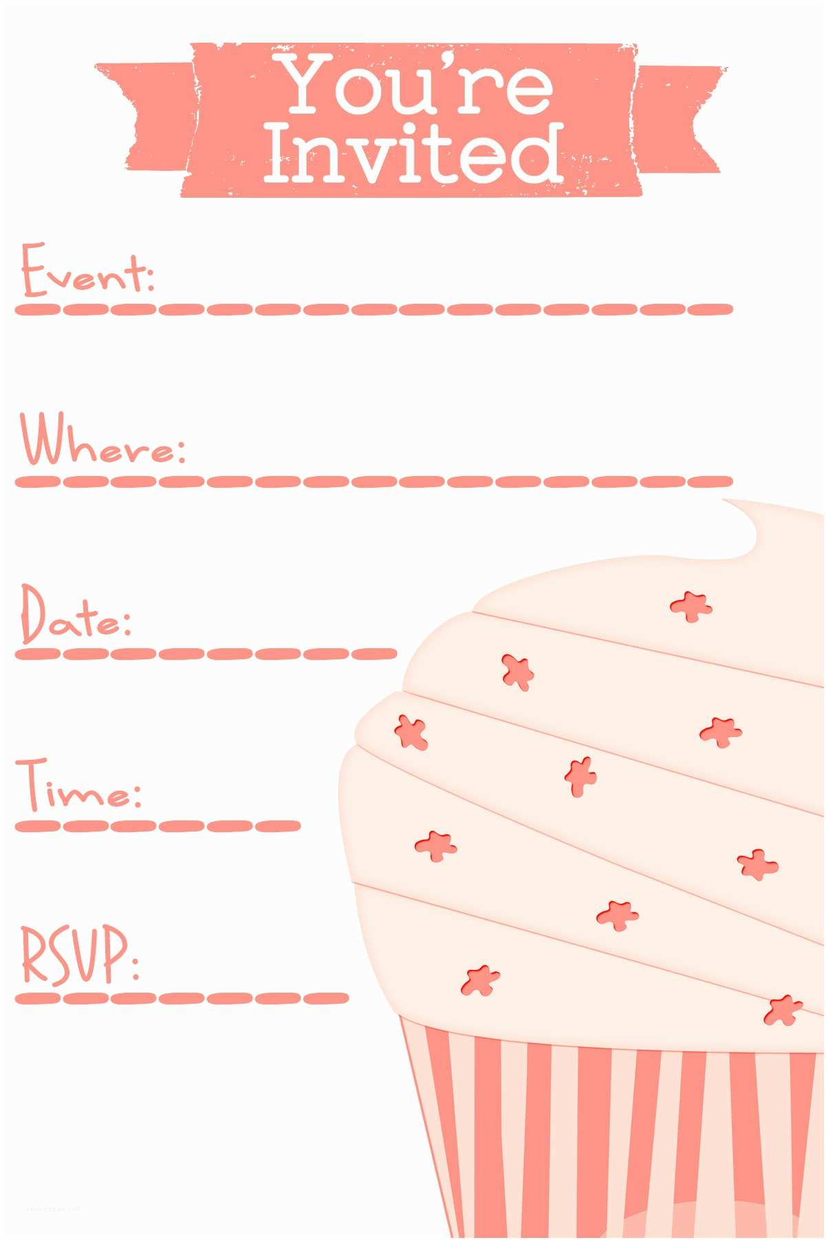 Birthday Invitations Templates Free Printable Birthday Party Invitations Templates