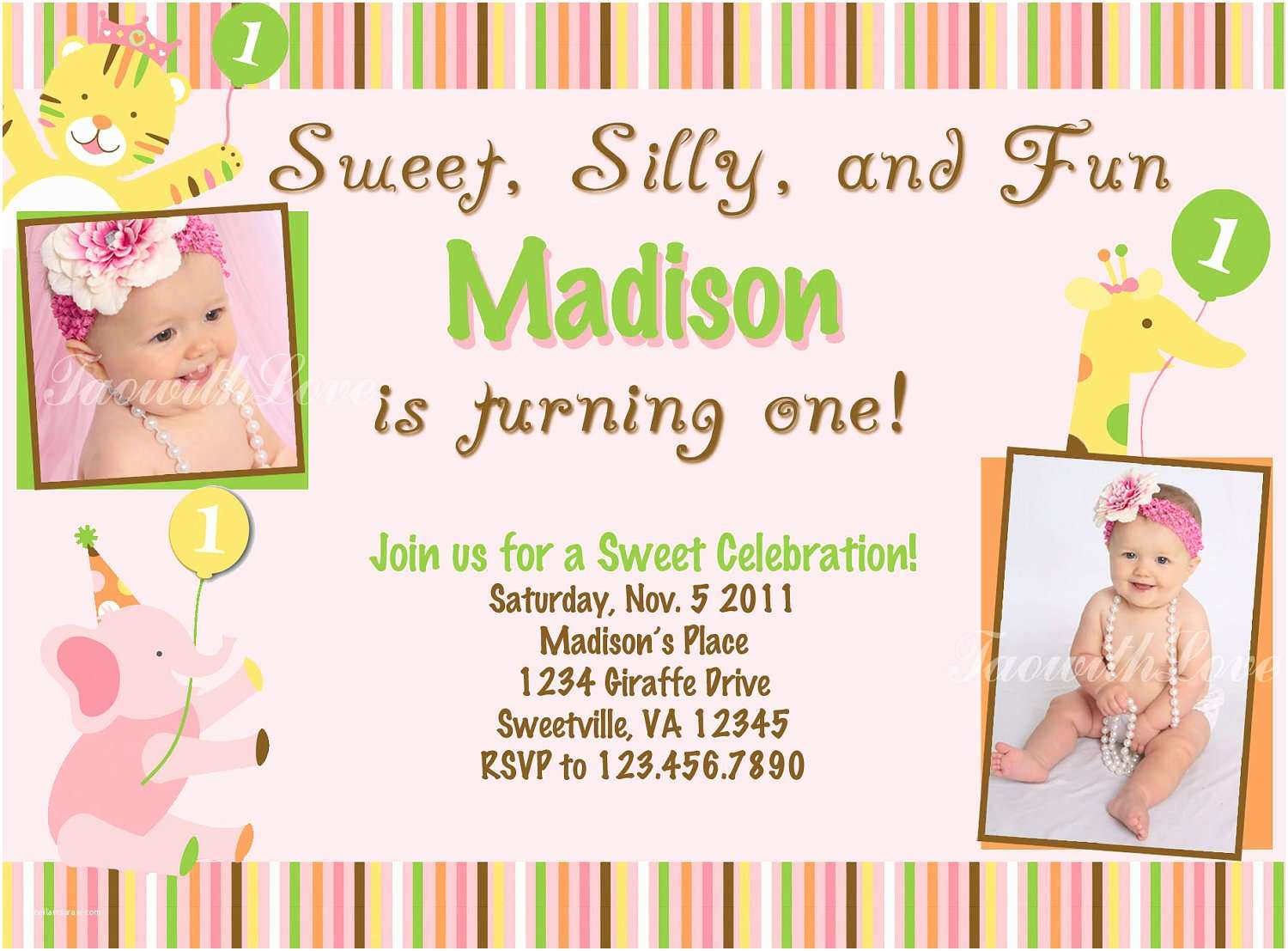 Birthday Invitations Templates How to Choose the Best E Free Printable Birthday