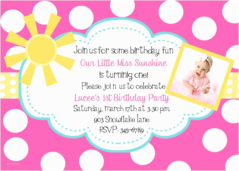 Birthday Invitations Wording Party Invitation