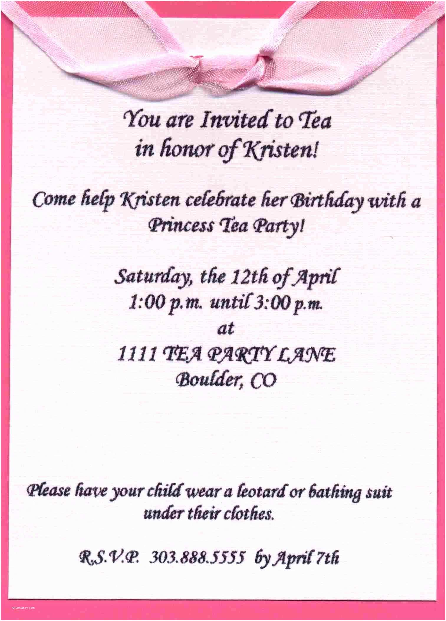 90th Birthday Party Invitation Wording Samples Template